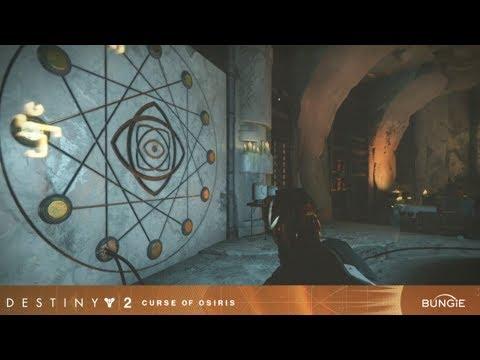 Destiny 2: Curse of Osiris Reveal Stream #1