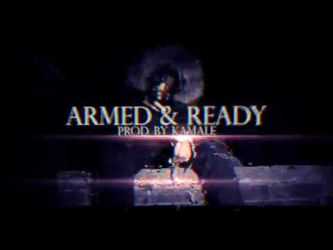 UK DRILL BEAT 2017 - 'ARMED & READY' [PROD  BY KAMALE] by Kamale  #TrapHouseMob