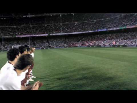 реклама Nike Football от Гая Ричи   (полная)