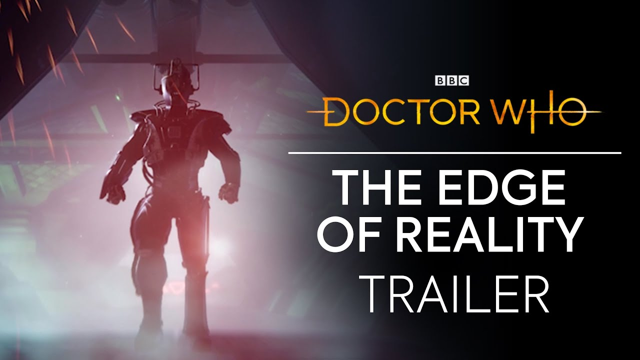 A New Enemy Emerges! | The Edge of Reality: Trailer | Doctor Who