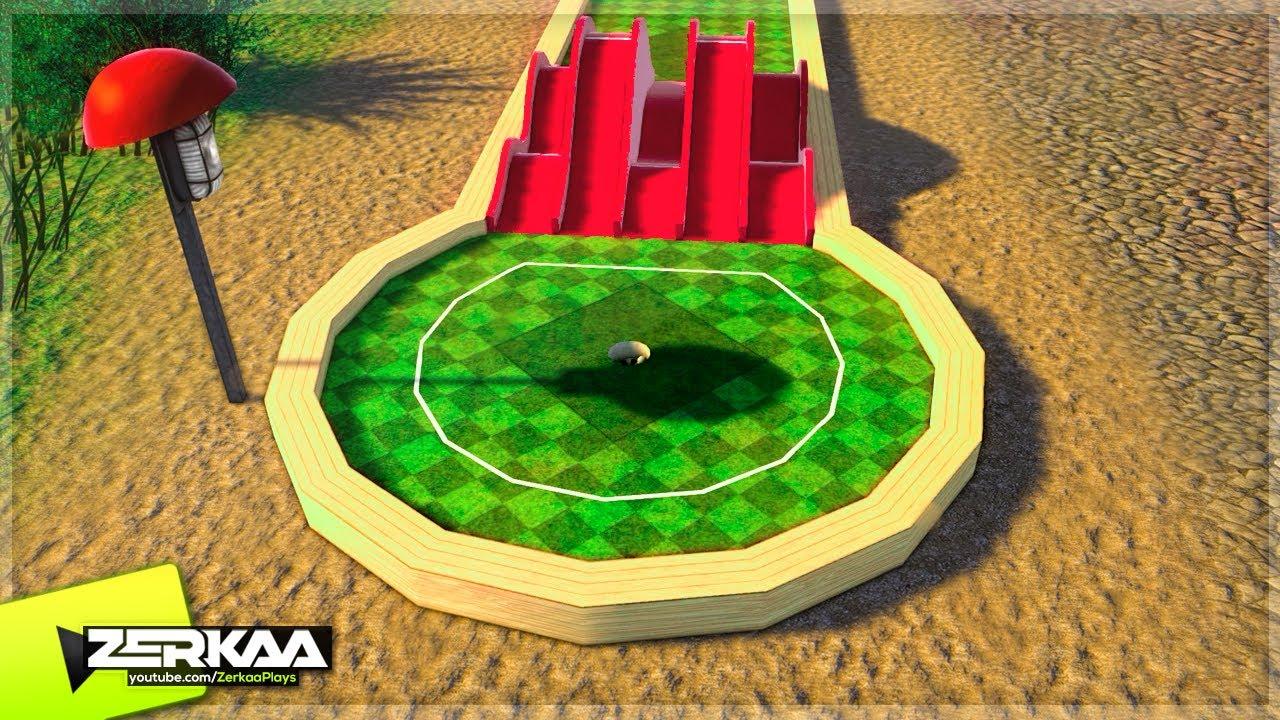 Minigolf Games