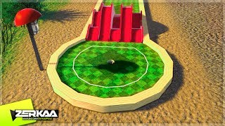 ANOTHER MINIGOLF GAME? (3D Mini Golf)
