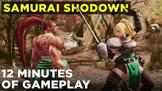 Samurai Shodown | 12 minutes of new gameplay