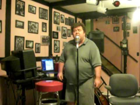 """Donna the Prima Donna"" a Dion Dimucci karaoke cover"