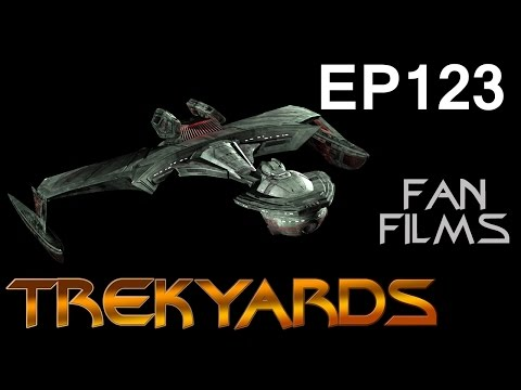 Trekyards EP123 - Klingon Battle Cruiser (Renegades)