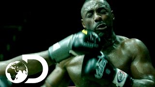 Warning: this video contains explicit language.idris' training steps up another level in the heat of south africa and cuba. he also faces his first ever amat...