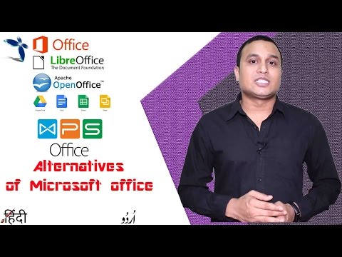 Best 3 Free Office Suite Alternatives of Microsoft office
