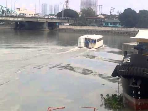 Pasig River Ferry Trial