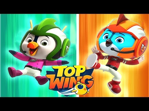 TOP WING Characters Funniest Face and Color Swaps - TRY NOT TO LAUGH Video For Kids