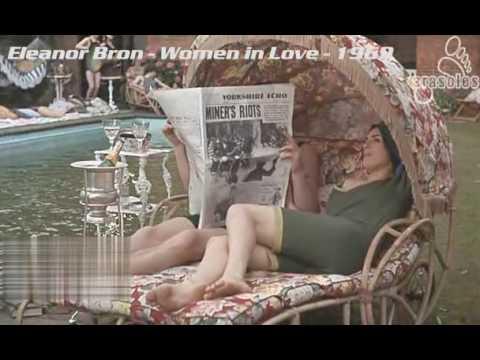 Eleanor Bron - Women in Love - 1969 - feet soles