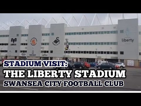 STADIUM VISIT: The Liberty Stadium: The Home of Swansea City Football Club