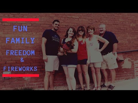 FUN, FAMILY, FREEDOM, & FIREWORKS  | The Daily Deals Vlog