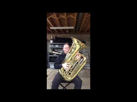T&E #1, Eastman Music EBC836 CC Tuba: First Impressions