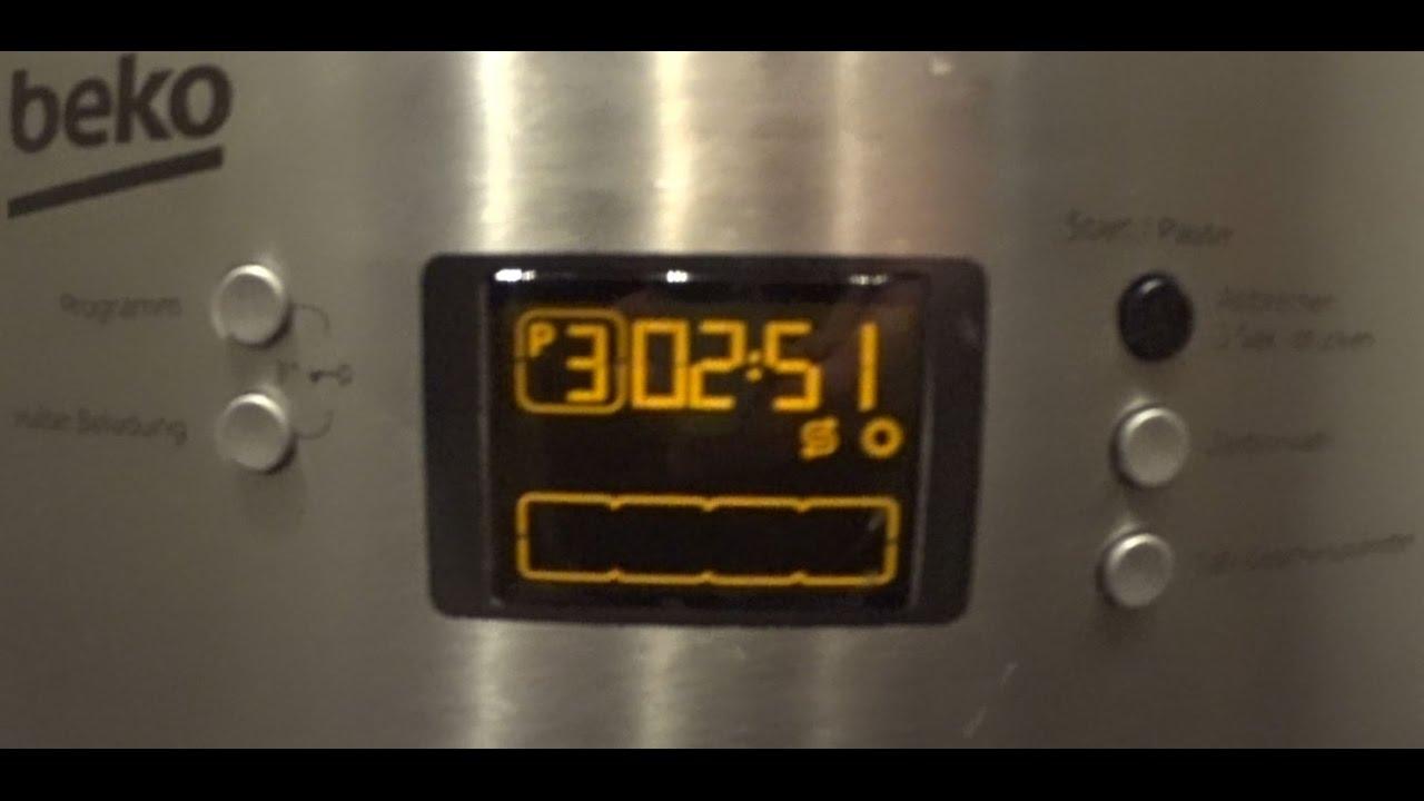Super Beko DSN 6634 FX - YouTube WY47