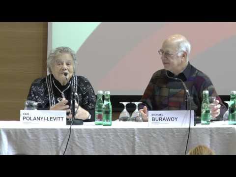 Michael Burawoy  & Kari Polanyi-Levitt:Karl Polanyi's Great Transformation