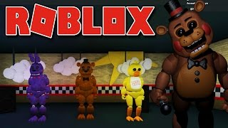 Roblox - A Fabrica do Five Nights At Freddy's ( Freddy's Tycoon 3 )