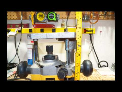 Part 1 Motorized Router Lift Wiring Introduction An