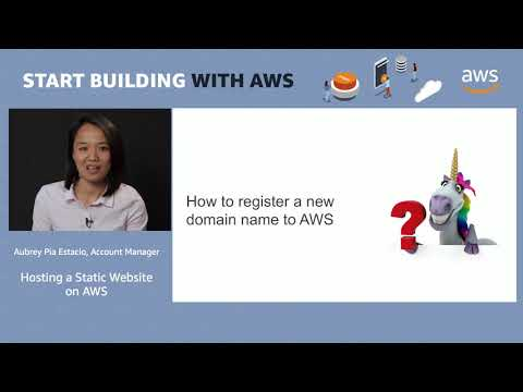 AWS Quick Start - Hosting a Static Website on AWS (Demo)