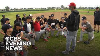 Former big leaguer on a new mission to help young baseball players