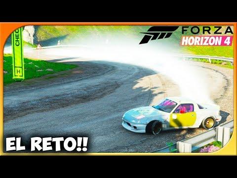 EL RETO! CON TECLADO? MX-5 ROCKET BUNNY!    FORZA HORIZON 4 #72   DEWRON thumbnail