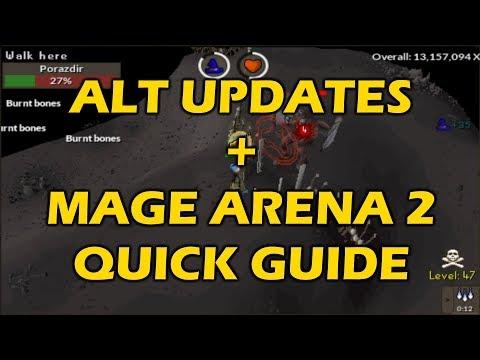 Mage Arena 2 Quick Guide + Alt Acc Updates