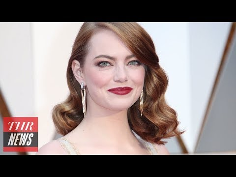 Emma Stone's Perfect Response to a Hollywood Email Mishap | THR News