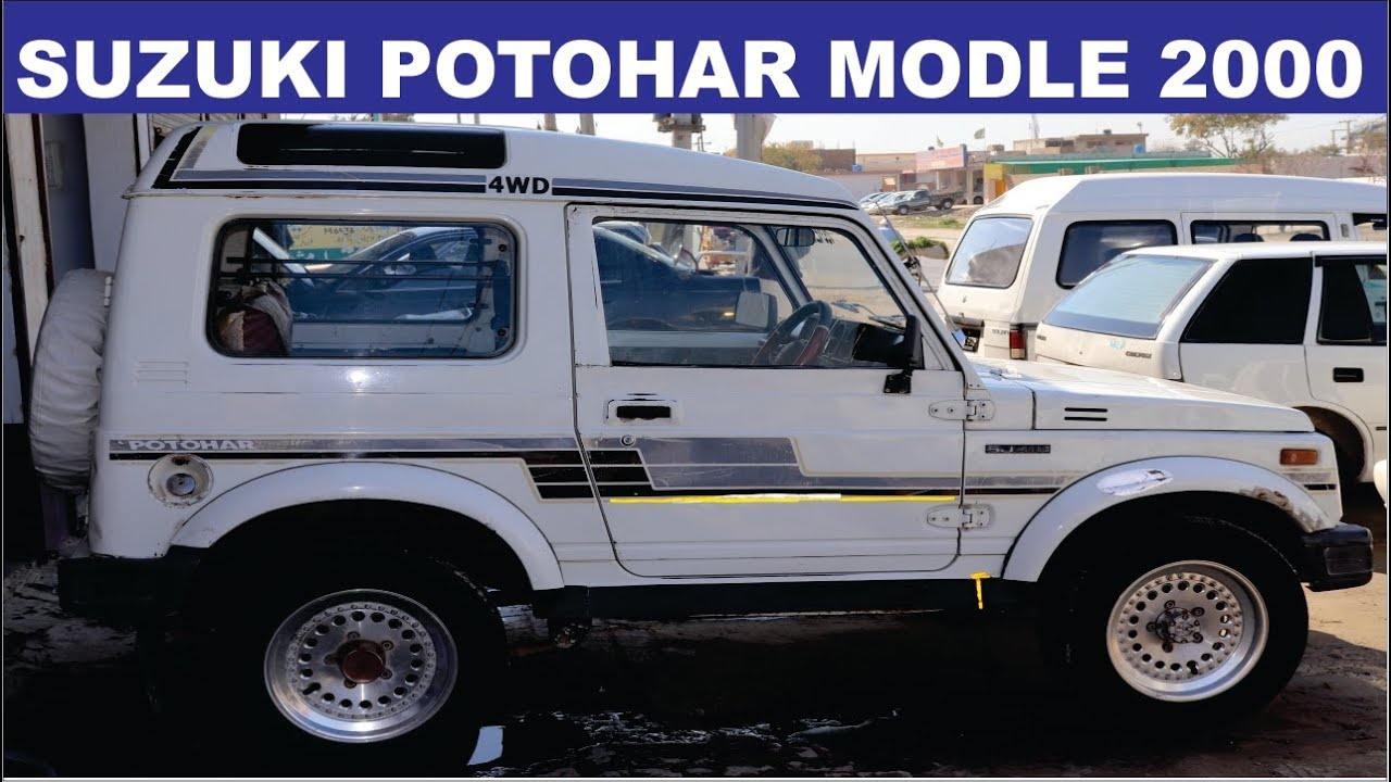 Suzuki Potohar Model 2000 For Sale Youtube
