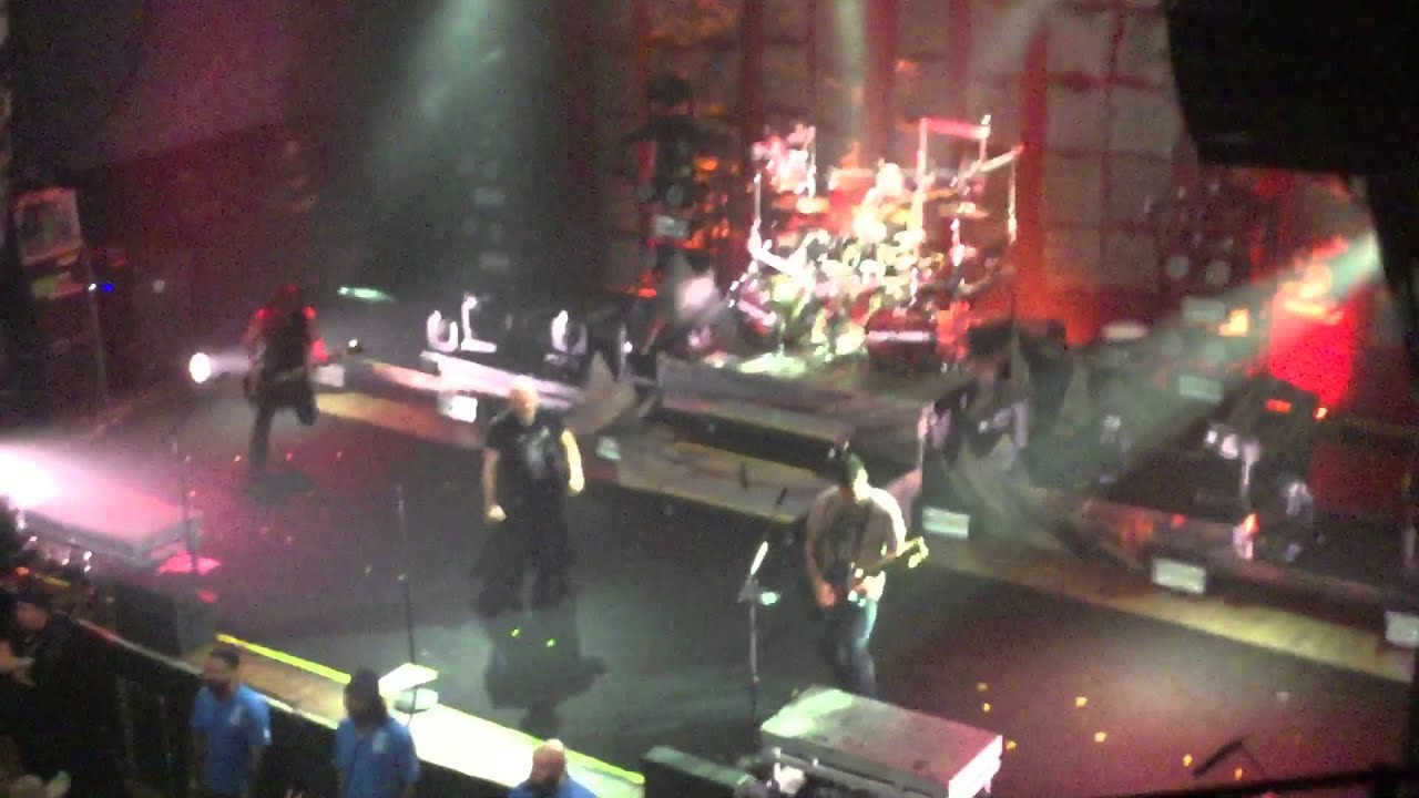 disturbed - the light house of blues dallas - youtube