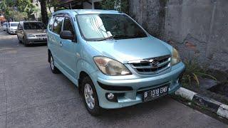 Daihatsu Xenia 1.0 Li Family M/T 2008 Test Drive & Review Indonesia