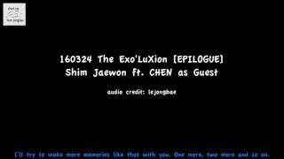 Download Video [ENG SUB] 160324 The EXO'LuXion [EPILOGUE] - Chen Full Talk MP3 3GP MP4