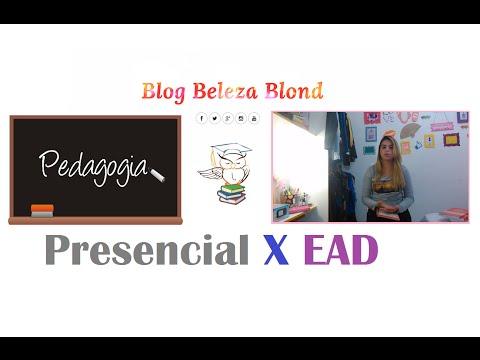Pedagogia -  Presencial ou EAD