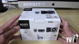 Sony NEX-5T UNBOXING