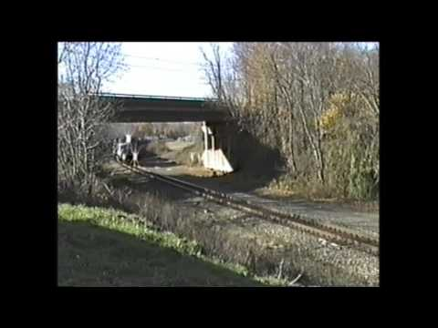 CONRAIL QUALITY  freight trains throughout Central&Northern New Jersey in Autumn 1994