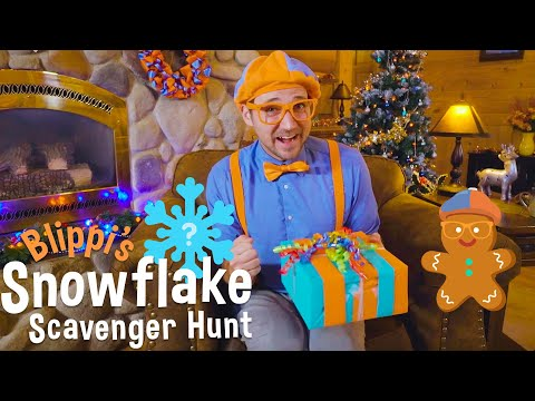 Blippi's Holiday Movie