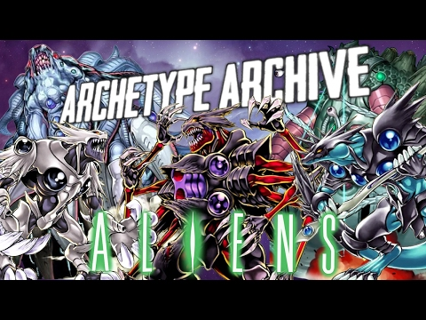 Archetype Archive - Aliens