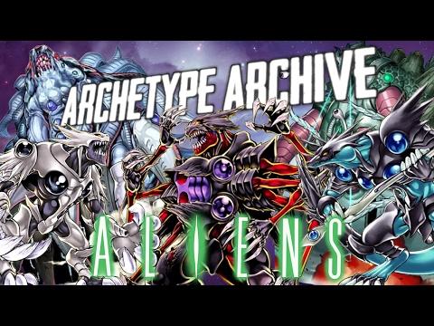 Archetype Archive - Aliens