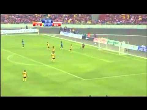Malaysia Vs Arsenal+0-4
