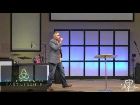 The Power of Partnership (Part 2) - Pastor Paul Boggess - Faith Christian Fellowship