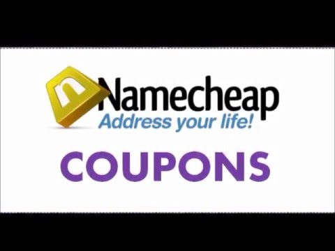Namecheap Coupon code Get 80% Off Hosting And Domains