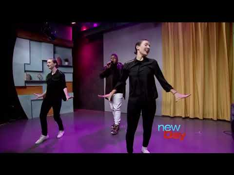 """Ray Dalton Performs """"If You Fall"""" - New Day Northwest"""