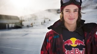 Meet halfpipe & slopestyle pro-snowboarder Scotty James スコッティジェームス 検索動画 7
