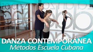 DANZA CONTEMPORÁNEA 6. Métodos Escuela Cubana