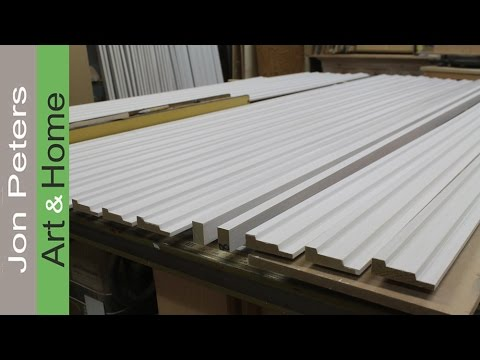 1×6 Mdf Baseboard