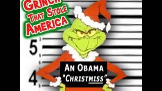 Mini Thin - Obama / Grinch that stole America president funny paroday Christmas song