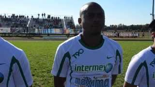 Final 2013 - Tacana vs. Aztlan - Himno
