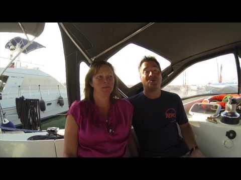 Greek sailing vacation review Poseidon Charters