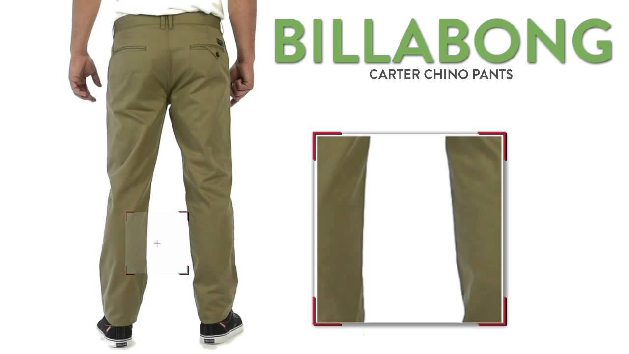 Billabong Mens Carter Stretch Chino Pant