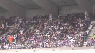Andonline PO1 Charleroi - Anderlecht Athmosphere before the game