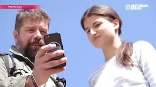 Украинская рулетка – езжай туда, не зная куда