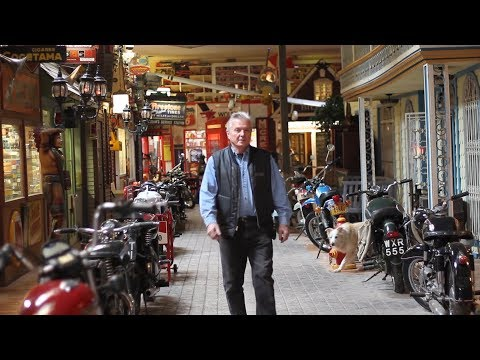The Ride Never Ends: Bill's Old Bike Barn